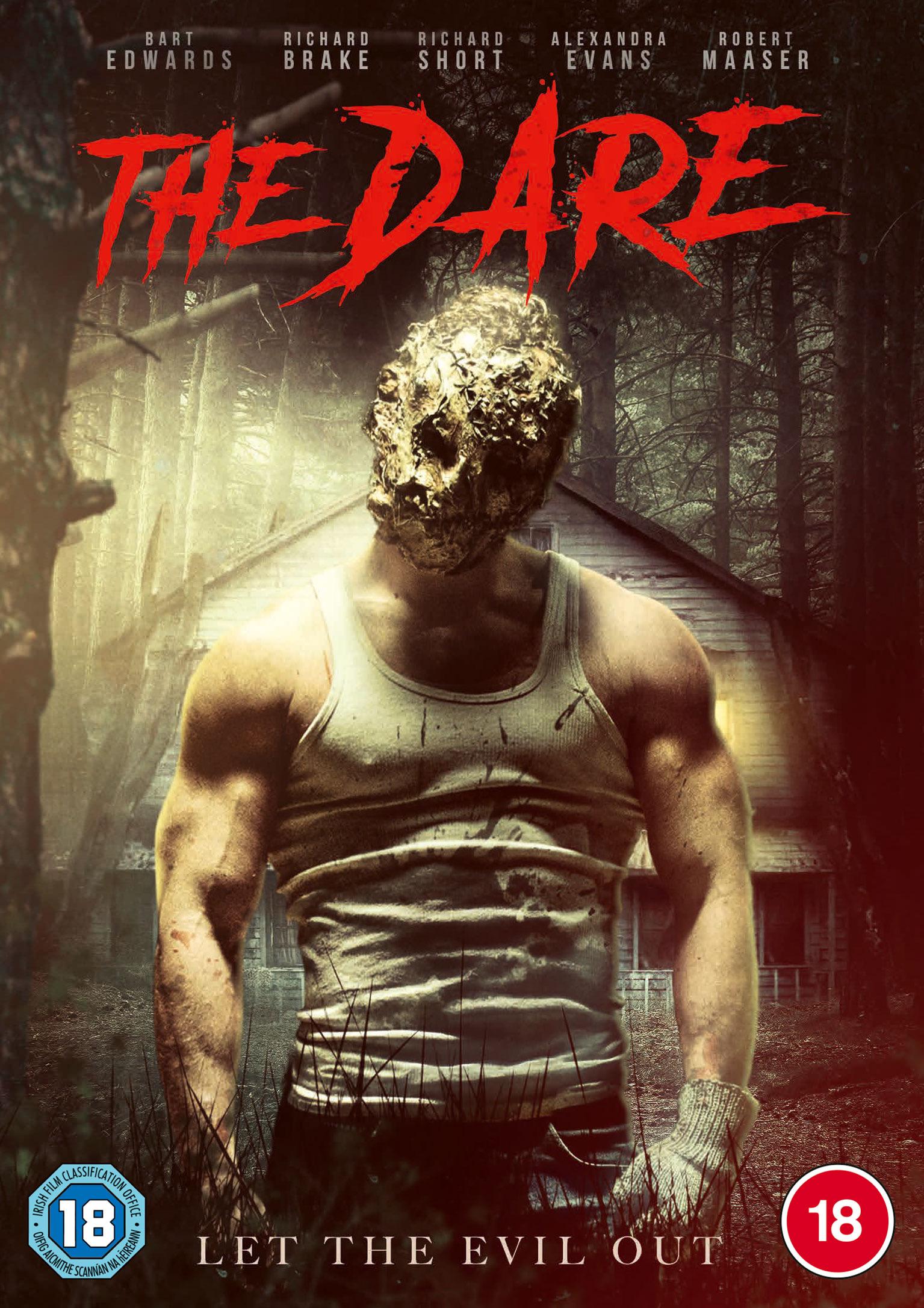 The Dare Director Giles Alderson's Top 5 Horror Movie Influences