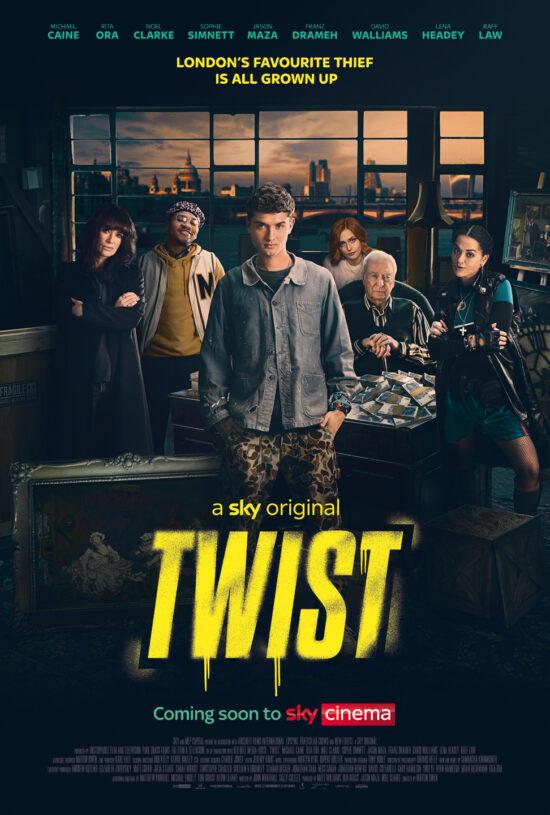 Twist New Poster (Sky Cinema)