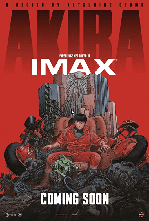 Akira IMAX Review - A Ground Breaking Anime Movie Loved By Fans Around the World
