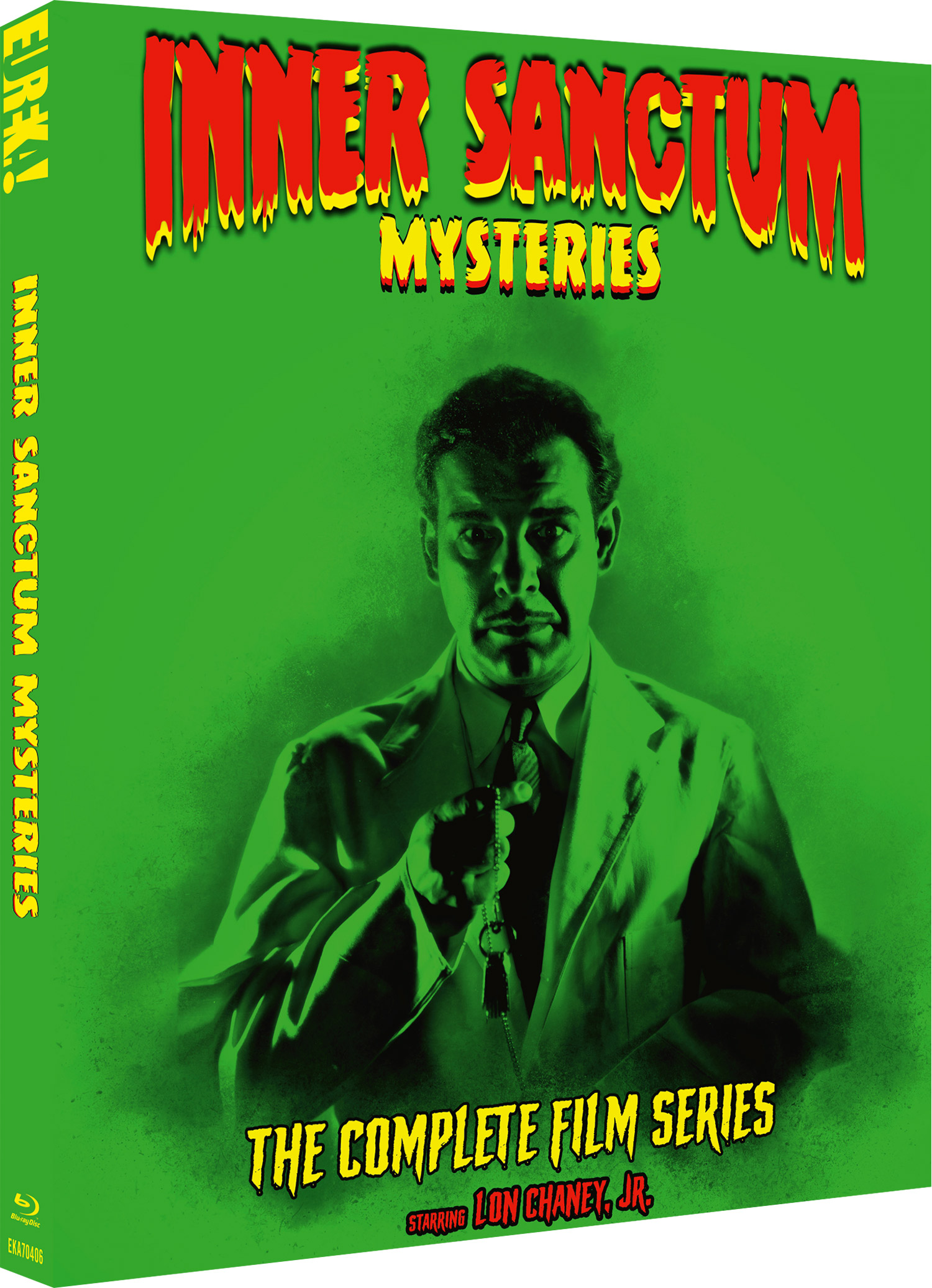 Inner Sanctum Mysteries - A must-own for every classic mystery and horror fan!