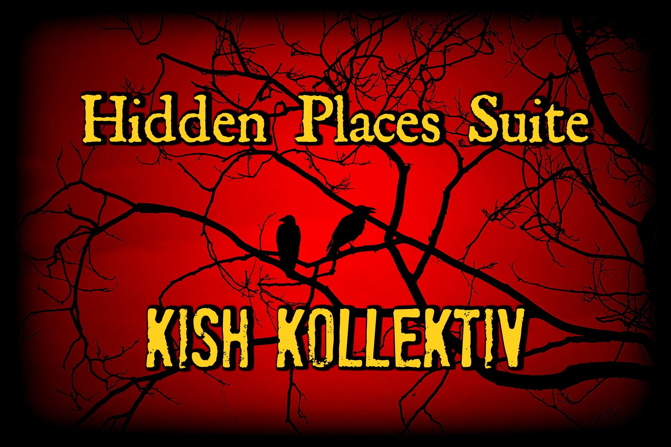 Spooky Season is here with Kish Kollectiv